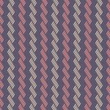 Teste padrão sem emenda abstrato de repetir listras diagonais ilustração stock