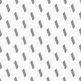 Teste padrão sem emenda abstrato de repetir listras diagonais ilustração do vetor