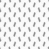 Teste padrão sem emenda abstrato de repetir listras diagonais ilustração royalty free