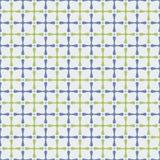 Teste padrão sem emenda abstrato de rosses do  de Ñ com cantos arredondados e d Foto de Stock