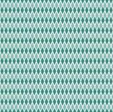 Teste padrão sem emenda abstrato do rombo Imagens de Stock