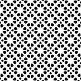 Teste padrão sem emenda abstrato do vetor Papel de parede abstrato do fundo imagem de stock