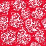 Textura romântica ilustração royalty free