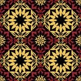 Teste padrão sem emenda barroco Fotografia de Stock Royalty Free