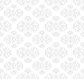 Teste padrão branco Fotografia de Stock