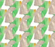 Teste padrão sem emenda brilhante, abstrato feito com papel colorido rasgado imagens de stock royalty free