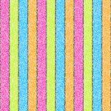 Teste padr?o sem emenda brilhante com listras coloridos ilustração royalty free