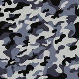 Teste padrão sem emenda camuflar ilustração do vetor