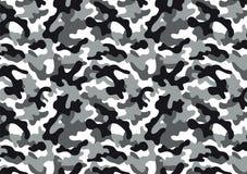 Teste padrão sem emenda camuflar Fotografia de Stock