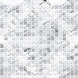 Teste padrão sem emenda cinzento abstrato para o projeto do Web site Fotografia de Stock