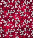 Teste padrão sem emenda com bellflowers Teste padrão 08 Fotografia de Stock Royalty Free