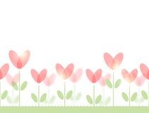 Teste padrão sem emenda com flores Imagem de Stock