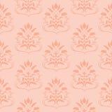 Teste padrão sem emenda cor-de-rosa Fotografia de Stock