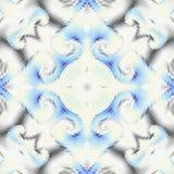 Teste padrão sem emenda da arte do mosaico Imagens de Stock