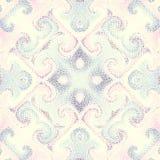 Teste padrão sem emenda da arte do mosaico Imagem de Stock