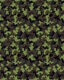 Teste padrão sem emenda da camuflagem de Digitas Fotos de Stock