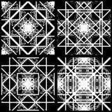 Teste padrão sem emenda da cor branca Fotografia de Stock
