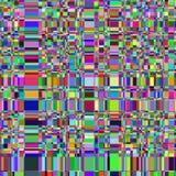 Teste padrão sem emenda, da forma geométrica diferente Imagem de Stock Royalty Free