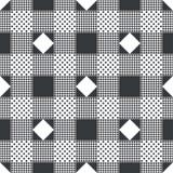 Teste padrão sem emenda da manta Imagens de Stock