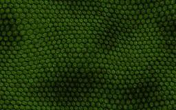 Teste padrão sem emenda da pele de serpente Fotografia de Stock Royalty Free
