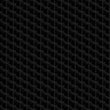 Teste padrão sem emenda da rede do triângulo Imagem de Stock