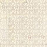 Teste padrão sem emenda da repetição bege da flor de lis fotografia de stock royalty free