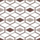 Teste padrão sem emenda da textura do fundo de Art Deco Fotografia de Stock