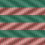 Teste padrão sem emenda da viga Colorido empalideça - rosa e luz - o ziguezague verde no fundo verde dar Imagem de Stock Royalty Free