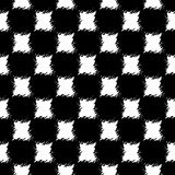 Teste padrão sem emenda da xadrez Imagens de Stock