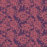 Teste padrão sem emenda das flores pequenas Imagem de Stock Royalty Free