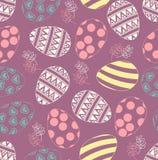 Teste padrão sem emenda de Easter Foto de Stock