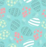 Teste padrão sem emenda de Easter Fotografia de Stock Royalty Free