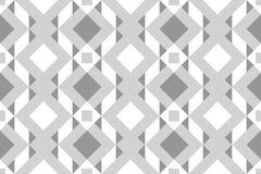 Teste padrão sem emenda de Geo, ornamento étnico, motivo popular, fabr sem emenda Imagens de Stock Royalty Free