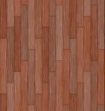 Teste padrão sem emenda de madeira Fotografia de Stock