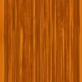 Teste padrão sem emenda de madeira da repetição Imagem de Stock