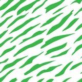 Teste padrão sem emenda de pontos da zebra Texturas naturais Fotografia de Stock
