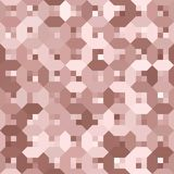 Teste padrão sem emenda de Rose Gold Millennial Pink Sequins ilustração royalty free
