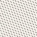 Teste padrão sem emenda desenhado mão Fundo geométrico abstrato das formas em preto e branco Textura suja étnica do vetor ilustração royalty free