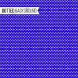 Teste padrão sem emenda do às bolinhas Ilustração do vetor projeto da textura para o fundo Imagem de Stock Royalty Free