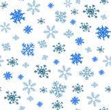 Teste padrão sem emenda do ano novo feliz e do Feliz Natal para o cartão, fundo, papel de envolvimento Fotos de Stock