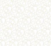 Teste padrão sem emenda do arroz abstrato Fotos de Stock