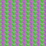 teste padrão sem emenda do bloco da Y-forma 3D Imagem de Stock