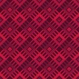 Teste padrão sem emenda do boho étnico Ornamento tradicional Fundo geométrico Teste padrão tribal Motivo popular Imagens de Stock Royalty Free