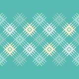 Teste padrão sem emenda do boho étnico Ornamento tradicional Fundo geométrico Teste padrão tribal Motivo popular Fotos de Stock Royalty Free