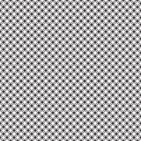 Teste padrão sem emenda do círculo do vintage no fundo branco Foto de Stock