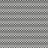 Teste padrão sem emenda do cubo geométrico Projeto gráfico da forma Ilustração do vetor Projeto do fundo Ilusão ótica 3D a à moda Fotos de Stock Royalty Free