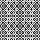 Teste padrão sem emenda do estilo marroquino ilustração do vetor