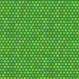 Teste padrão sem emenda do favo de mel Fotos de Stock
