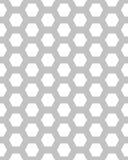 Teste padrão sem emenda do favo de mel Fotos de Stock Royalty Free