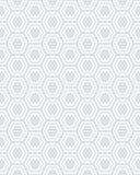 Teste padrão sem emenda do favo de mel Fotografia de Stock